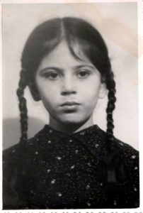 Bena Babinskaya. Kiev. Year 1952.