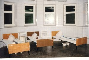 Kiev. Maternity ward. Year 1997.