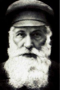 Leib Gnoyensky. Kharkov. Year 1919.