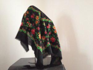 Traditional Ukrainian kerchief
