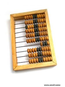Abacus. (Photo from www.savok.name).