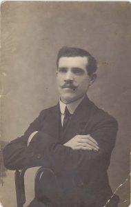Yankel Smetanin. Boguslav. 1913.
