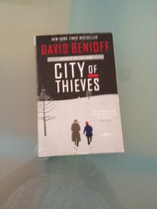 City of Thieves, by David Benioff. A Plume Book, 2008.