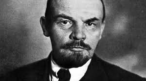 Vladimir Lenin. Photo from: http://whale.to/b/lenin.html