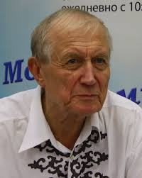Yevgeny Yevtushenko. Photo from: https://en.wikipedia.org/wiki/Yevgeny_Yevtushenko (By Cybersky - Own work, CC BY-SA 3.0, https://commons.wikimedia.org/w/index.php?curid=7843853)