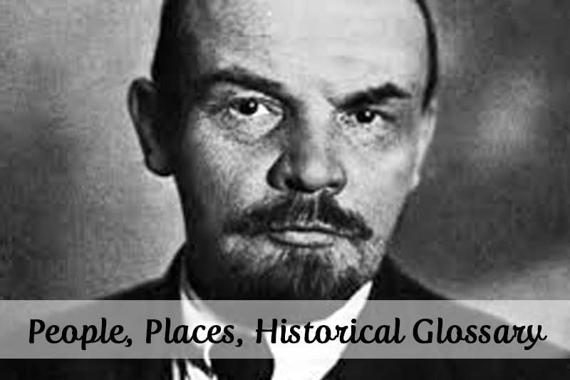 Historical Glossary – Homepage slider