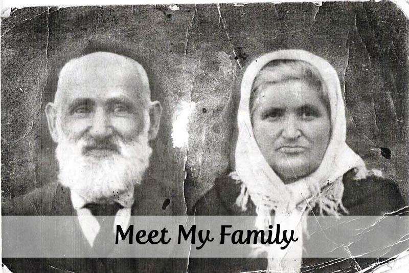 Mett My Family – Homepage slider
