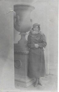 Rakhil Gnoyenskaya. Kharkov. Year 1934.