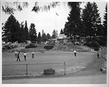 Seattle Jackson Park public golf course. https://en.wikipedia.org/wiki/Jackson_Park_(Seattle)