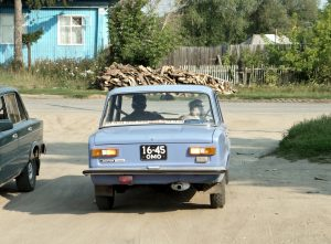 Typical Soviet Car. Photo from: http://auto-daily.livejournal.com/603002.html