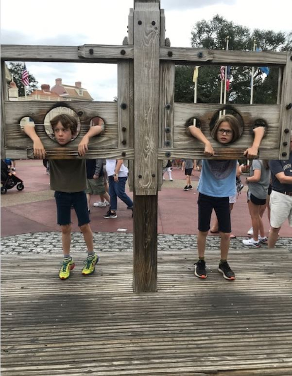 Stockades at Disney