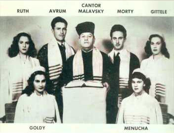 Malavsky Family Choir